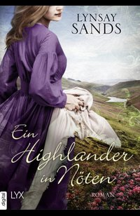Ein Highlander in Nöten  - Lynsay Sands - eBook