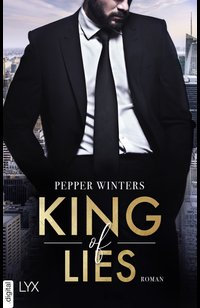 King of Lies  - Pepper Winters - eBook