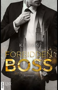 Forbidden Boss  - K.I. Lynn - eBook