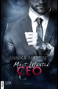 Most Wanted CEO  - Annika Martin - eBook