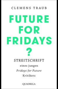 Future for Fridays?  - Clemens Traub - eBook