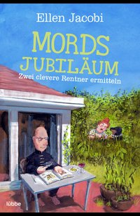 Mordsjubiläum  - Ellen Jacobi - eBook