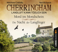 Cherringham - Folge 3 & 4  - Neil Richards - Hörbuch