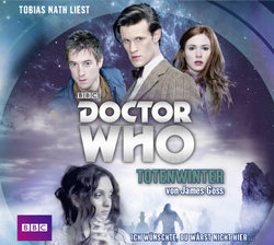 Doctor Who - Totenwinter  - James Goss - Hörbuch