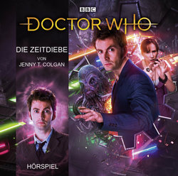 Doctor Who: Die Zeitdiebe  - Jenny Colgan - Hörbuch