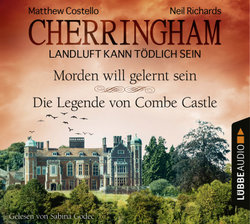 Cherringham - Folge 13 & 14  - Neil Richards - Hörbuch