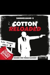 Cotton Reloaded - Sammelband 08  - Timothy Stahl - Hörbuch