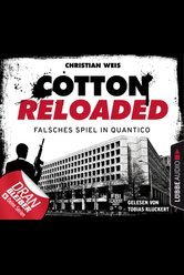Cotton Reloaded: Falsches Spiel in Quantico  - Christian Weis - Hörbuch