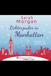 Lichterzauber in Manhattan  - Sarah Morgan - Hörbuch