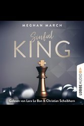 Sinful King  - Meghan March - Hörbuch
