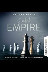 Sinful Empire  - Meghan March - Hörbuch