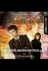 Doctor Who - Schädlingskontrolle  - Peter Anghelides - Hörbuch