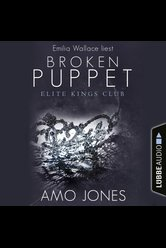 Broken Puppet - Elite Kings Club  - Amo Jones - Hörbuch