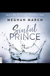 Sinful Prince  - Meghan March - Hörbuch
