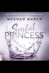 Sinful Princess  - Meghan March - Hörbuch