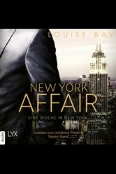 New York Affair - Eine Woche in New York  - Louise Bay - Hörbuch