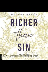 Richer than Sin  - Meghan March - Hörbuch