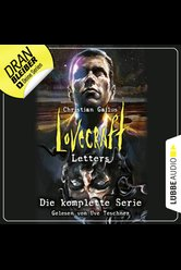 Lovecraft Letters - Die komplette Serie  - Christian Gailus - Hörbuch