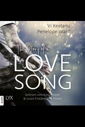 The Story of a Love Song  - Penelope Ward - Hörbuch