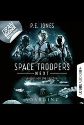 Space Troopers Next - Folge 05  - P. E. Jones - Hörbuch