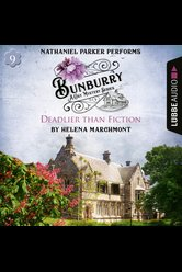 Bunburry - Deadlier than Fiction  - Helena Marchmont - Hörbuch