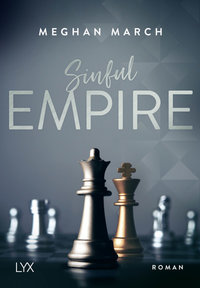 Sinful Empire  - Meghan March - Taschenbuch