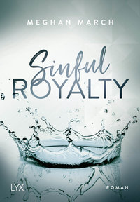 Sinful Royalty  - Meghan March - Taschenbuch
