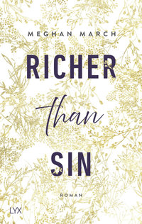 Richer than Sin  - Meghan March - PB
