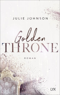 Golden Throne - Forbidden Royals  - Julie Johnson - PB