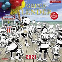 Gregs Tagebuch 2021