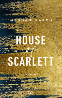 House of Scarlett  - Meghan March - PB