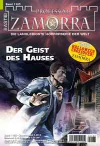 Professor Zamorra  - Timothy Stahl - ISSUE