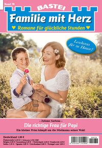 Familie mit Herz  - Juliane Sartena - ISSUE