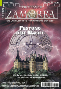 Professor Zamorra  - Adrian Doyle - ISSUE