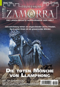 Professor Zamorra  - Oliver Müller - ISSUE