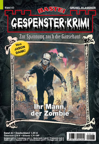 Gespenster-Krimi  - Jason Dark - ISSUE