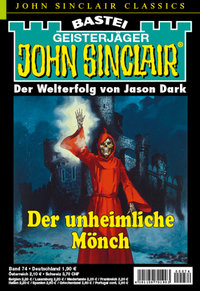 John Sinclair Classics  - Jason Dark - ISSUE
