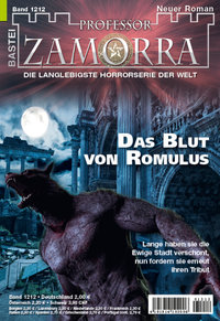 Professor Zamorra  - Simon Borner - ISSUE