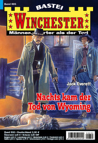 Winchester  - Jack Everett - ISSUE