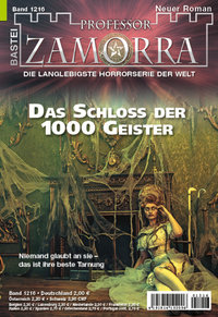 Professor Zamorra  - Christian Schwarz - ISSUE
