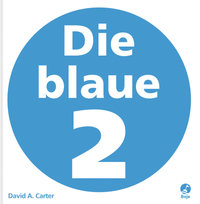 Die blaue 2  - David A. Carter - Hardcover