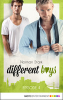 different boys - Episode 4  - Norman Stark - eBook