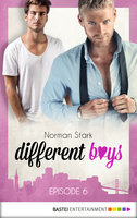 different boys - Episode 6  - Norman Stark - eBook