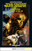 John Sinclair Collection 4 - Horror-Serie  - Jason Dark - eBook