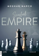 Sinful Empire  - Meghan March - eBook