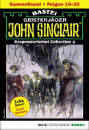 John Sinclair Gespensterkrimi Collection 4 - Horror-Serie  - Jason Dark - eBook