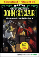 John Sinclair Gespensterkrimi Collection 7 - Horror-Serie  - Jason Dark - eBook