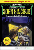 John Sinclair Gespensterkrimi Collection 8 - Horror-Serie  - Jason Dark - eBook