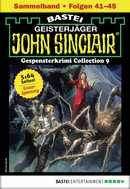 John Sinclair Gespensterkrimi Collection 9 - Horror-Serie  - Jason Dark - eBook