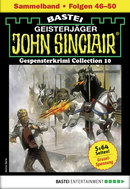 John Sinclair Gespensterkrimi Collection 10 - Horror-Serie  - Jason Dark - eBook